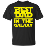 Best Dad In The Galaxy T-Shirt Best Dad In The Galaxy T-Shirt