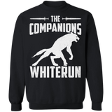 The Companions Whiterun Crewneck Pullover Sweatshirt  8 oz The Companions Whiterun Crewneck Pullover Sweatshirt  8 oz