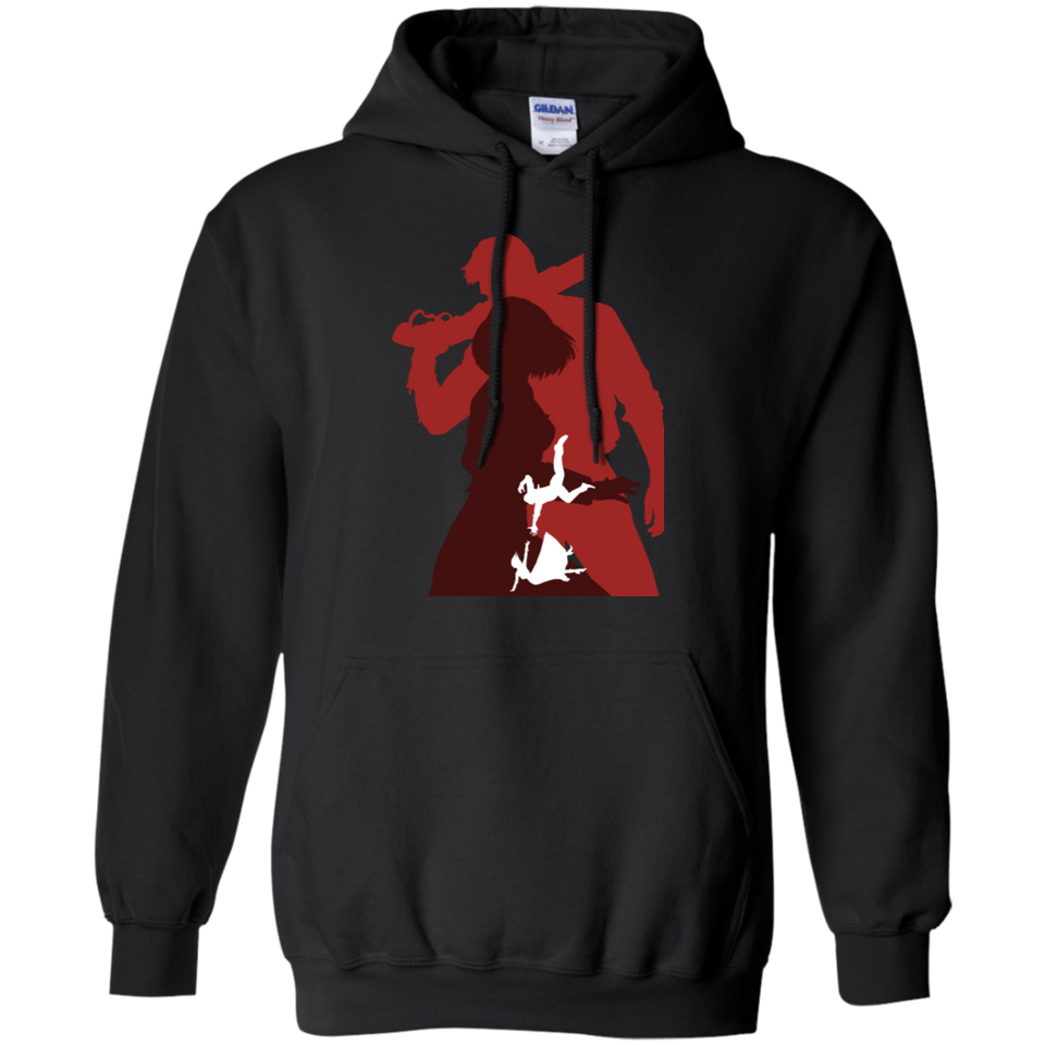 Bring Us The Girl Pullover Hoodie 8 oz.