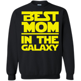 Best Mom In The Galaxy Crewneck Pullover Sweatshirt  8 oz. Best Mom In The Galaxy Crewneck Pullover Sweatshirt  8 oz.