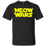 Meow Wars Cat Lover T-Shirt Meow Wars Cat Lover