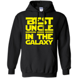 Best Uncle In The Galaxy Pullover Hoodie 8 oz. Best Uncle In The Galaxy Pullover Hoodie 8 oz.