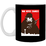 New Vegas 11 oz. White Mug New Vegas 11 oz. White Mug