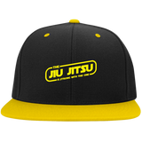 The Jiu Jitsu Is Strong With This One BJJ Brazilian Jiu Jitsu Snapback Hat Brazilian Jiu-Jitsu BJJ Brazilian Jiu Jitsu Baseball Cap