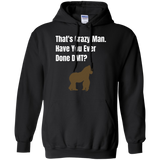 That's Crazy Man Have You Ever Done DMT? Pullover Hoodie 8 oz. That's Crazy Man Have You Ever Done DMT? Pullover Hoodie 8 oz.