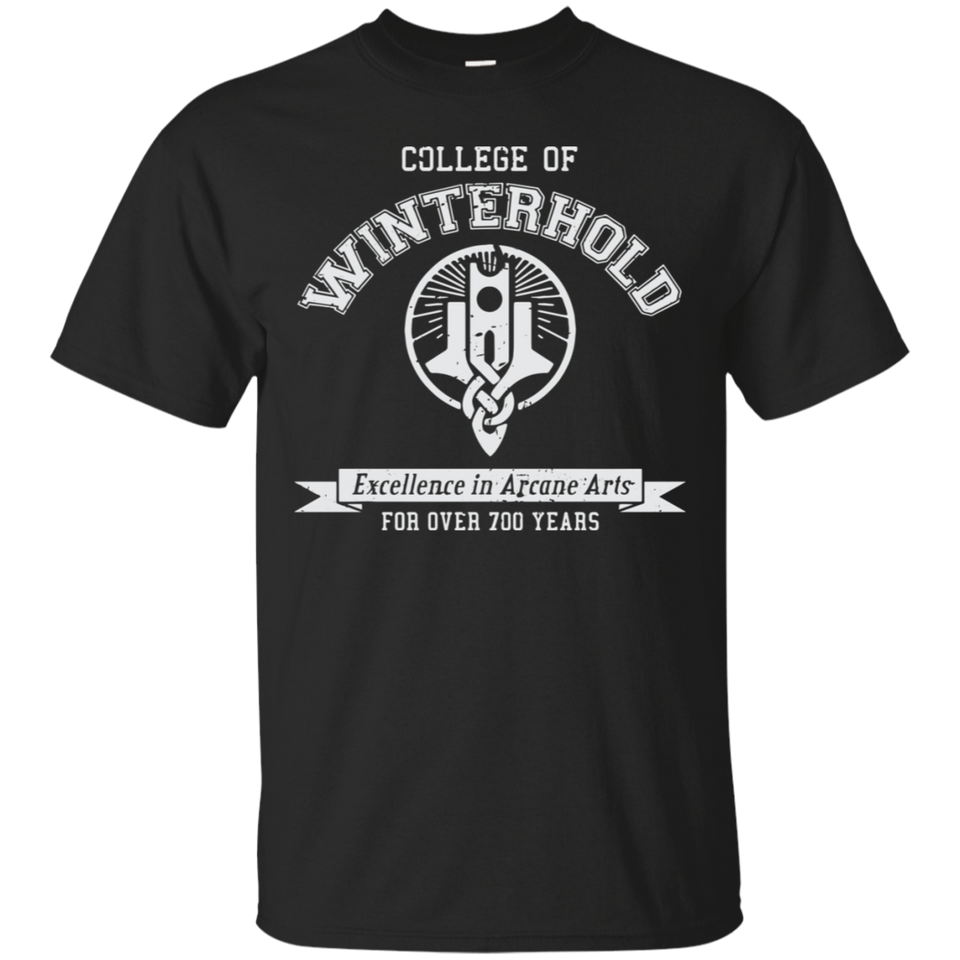 Elder Scrolls Skyrim College of Winterhold T-Shirt