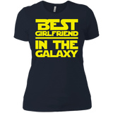 Best Girlfriend In The Galaxy Shirt Best Girlfriend In The Galaxy Shirt
