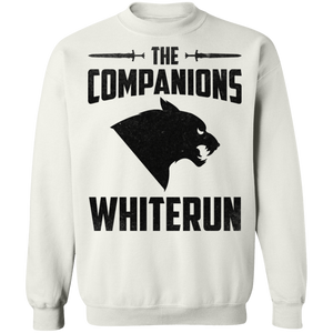 The Companions Whiterun 2 Light Sweatshirt The Companions Whiterun 2 Light Sweatshirt