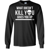 What Doesn't Kill You Gives You XP - RPG Video Gaming Shirt What Doesn't Kill You Gives You XP - RPG