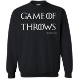 Game Of Throws Brazilian Jiu Jitsu Judo MMA Crewneck Pullover Sweatshirt  8 oz. Game Of Throws Brazilian Jiu Jitsu Judo MMA Crewneck Pullover Sweatshirt  8 oz.