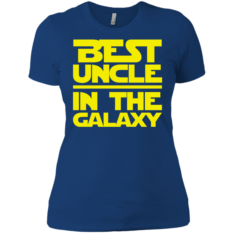Best Uncle In The Galaxy Shirt