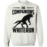 The Companions Whiterun Light Crewneck Pullover Sweatshirt  8 oz The Companions Whiterun Light Crewneck Pullover Sweatshirt  8 oz