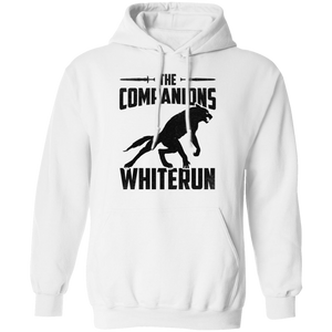 The Companions Whiterun Light Pullover Hoodie 8 oz
