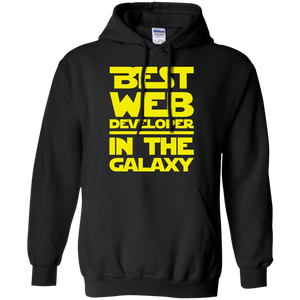 Best Web Developer In The Galaxy Shirt Best Web Developer In The Galaxy Shirt
