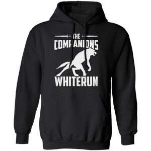 The Companions Whiterun Pullover Hoodie 8 oz The Companions Whiterun Pullover Hoodie 8 oz