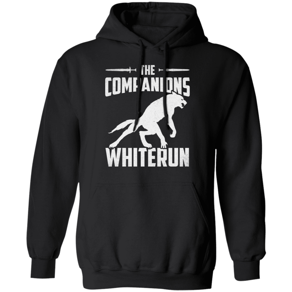 The Companions Whiterun Pullover Hoodie 8 oz