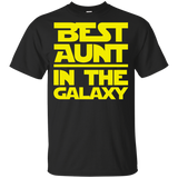 Best Aunt In The Galaxy Shirt Best Aunt In The Galaxy Shirt