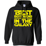 Best Boyfriend In The Galaxy Pullover Hoodie 8 oz. Best Boyfriend In The Galaxy Pullover Hoodie