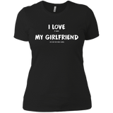 I Love It When My Girlfriend Lets Me Play Video Games - Video Gaming Shirt I Love It When My Girlfriend Lets Me Play Video Games - Video Gaming Shirt