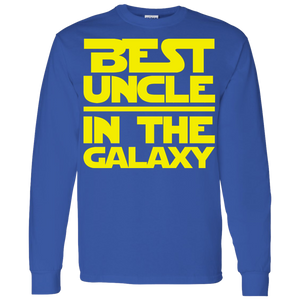 Best Uncle In The Galaxy Shirt Best Uncle In The Galaxy Shirt