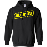 The Jiu Jitsu Is Strong With This One BJJ Brazilian Jiu Jitsu Pullover Hoodie 8 oz. Brazilian Jiu-Jitsu BJJ Brazilian Jiu Jitsu Hoodie
