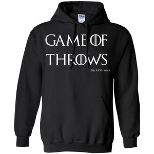 Game Of Throws Brazilian Jiu Jitsu Judo MMA Pullover Hoodie 8 oz. Game Of Throws Brazilian Jiu Jitsu Judo MMA Pullover Hoodie 8 oz.
