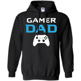 Gamer Dad Video Gamer Pullover Hoodie 8 oz. Dad Daddy Father Fathers Day