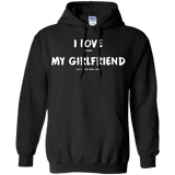 I Love It When My Girlfriend Lets Me Play Video Games - Video Gaming Pullover Hoodie 8 oz. I Love It When My Girlfriend Lets Me Play Video Games - Video Gaming Pullover Hoodie