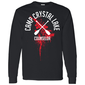 Camp Crystal Lake Counselor Shirt Camp Crystal Lake Counselor Shirt