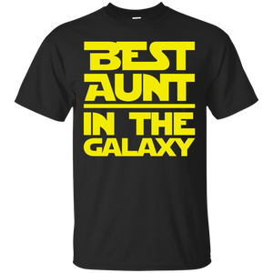 Best Aunt In The Galaxy T-Shirt