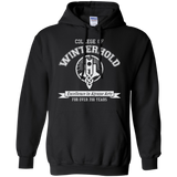 College of Winterhold Pullover Hoodie 8 oz. Elder Scrolls Skyrim College of Winterhold
