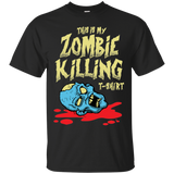 This Is My Zombie Killing T-Shirt - Video Gaming Shirt This Is My Zombie Killing T-Shirt - Video Gaming Shirt