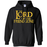 The Lord Of The Friendzone Pullover Hoodie 8 oz. The Lord Of The Friendzone Pullover Hoodie