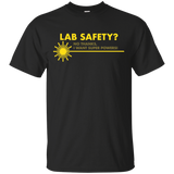 Screw Lab Safety I Want Superpowers T-Shirt Screw Lab Safety I Want Superpowers