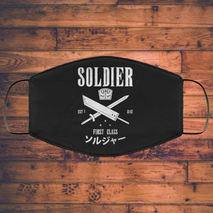 Soldier First Class FMA Face Mask