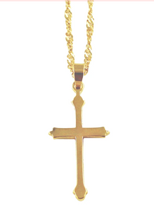 Trait Cross Necklace cross necklace, mens cross necklace, cross necklace for women