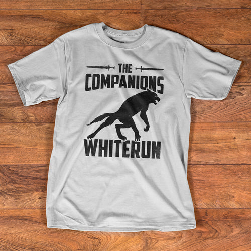 The Companions Whiterun Light Cotton T-Shirt