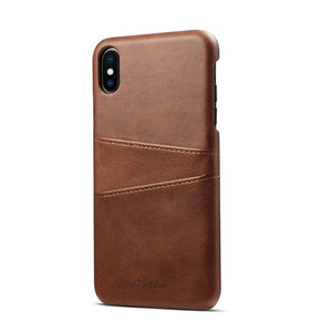 Luxury Leather iPhone Phone Case Luxury Leather iPhone Phone Case