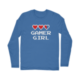 Gamer Girl Video Game Classic Long Sleeve T-Shirt Gamer Girl Video Game Classic Long Sleeve T-Shirt