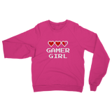 Gamer Girl Video Game Classic Adult Sweatshirt Gamer Girl Video Game Classic Adult Sweatshirt