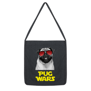 Pug Wars Return Of The Pug Classic Tote Bag