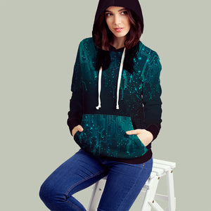 Matrix All Over Print Hoodie Matrix All Over Print Hoodie