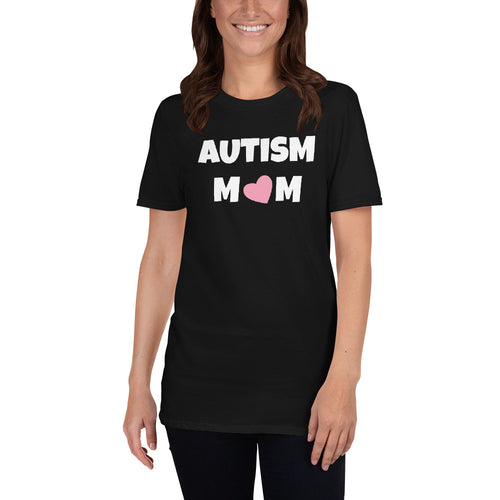 Autism Mom - Autism Awareness T-Shirt