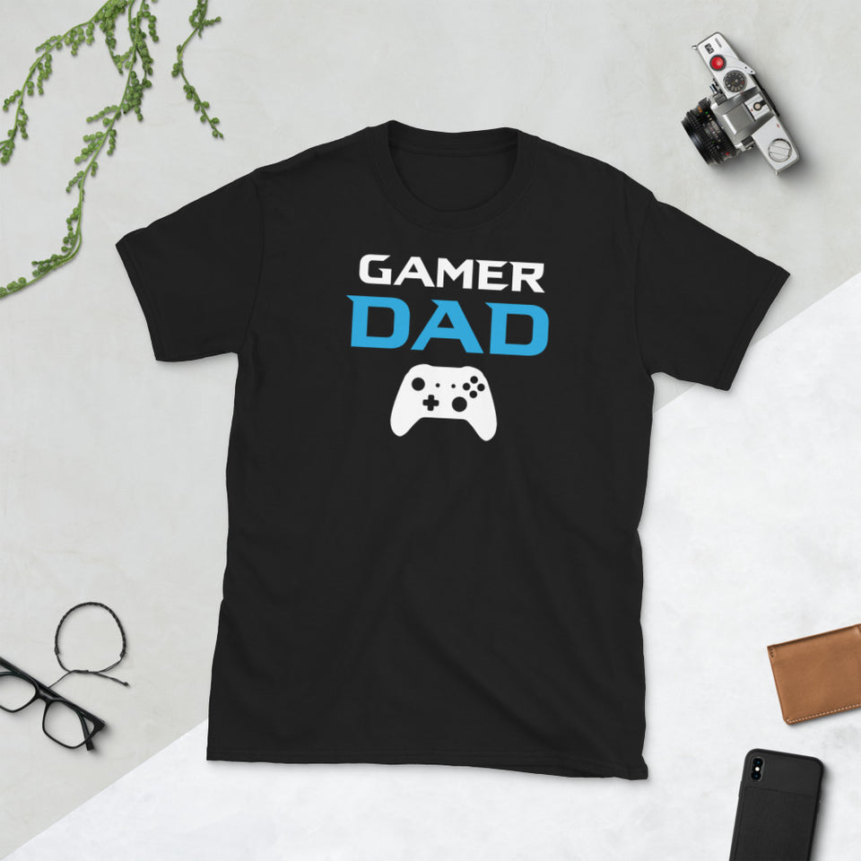 Gamer Dad Video Game Unisex T-Shirt