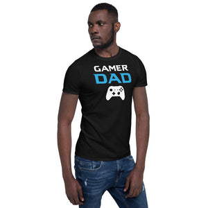 Gamer Dad Video Game Unisex T-Shirt Gamer Dad Video Game Unisex T-Shirt