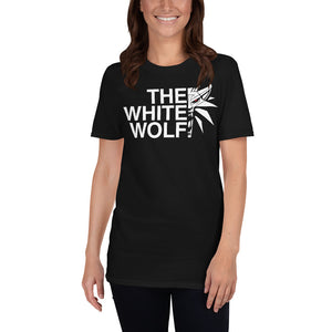 The White Wolf RPG Video Game Unisex T-Shirt witcher shirt, witcher t shirt, witcher tshirt, geralt shirt, geralt t shirt, geralt tshirt, witcher 3 shirt, witcher 3 t shirt, witcher 3 tshirt