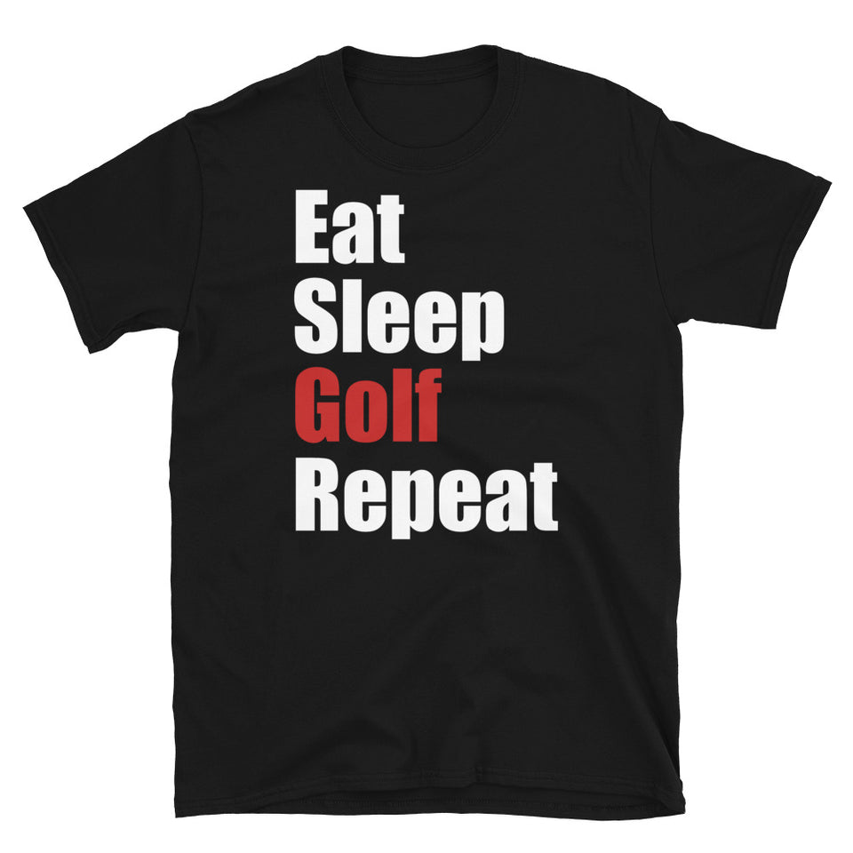golf fan golf player golf shirt