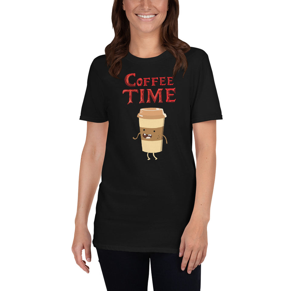 Coffee Time - Coffee Lover Unisex T-Shirt