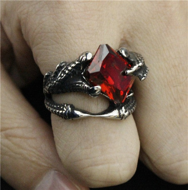 Petite Dragon Claw Ring