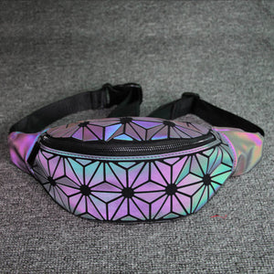 Luminous Fanny Pack Bum Bag fanny pack bum bag waist bag bum bag womens mens fanny pack black fanny pack leather fanny pack